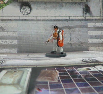 Hasslefree miniatures Zombicide alternate survivors paint Bubba Elvis