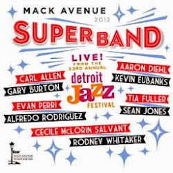 Mack Avenue Super Band Live