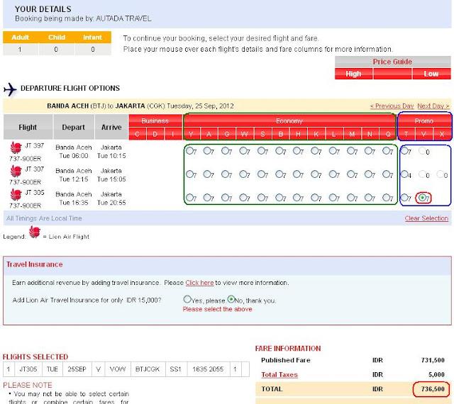 7 Tips Mencari Tiket Pesawat Murah LionAir
