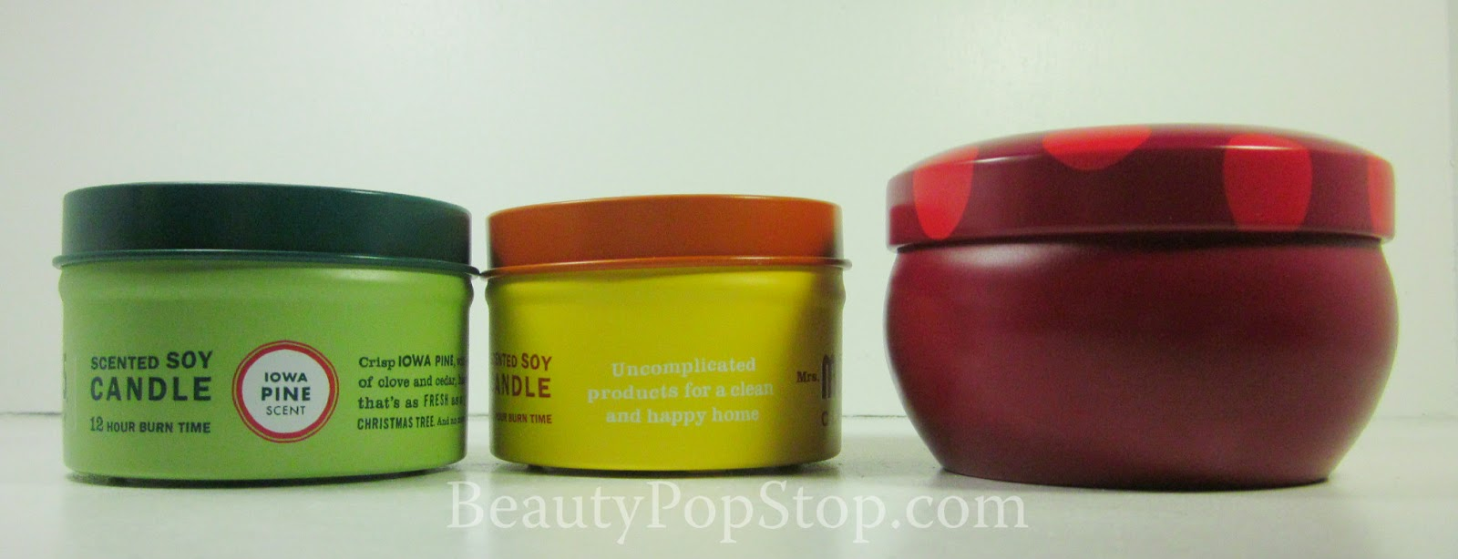 BeautyPopStop: Home for the Holidays - Favorite Household Holiday ...
