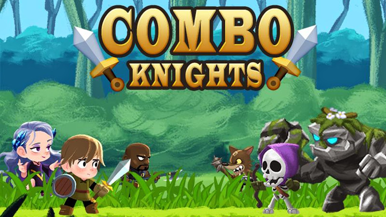 Combo Knights Gameplay Android