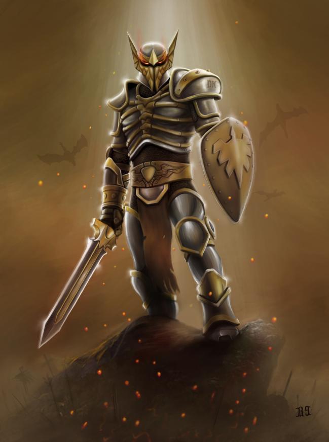 Dota  Build Dragon Knight