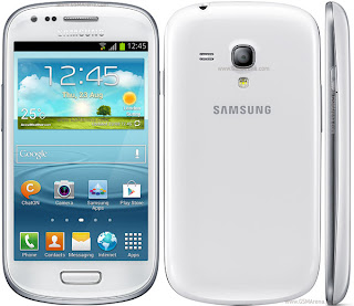Harga dan Spesifikasi Samsung - I8190 Galaxy S III mini