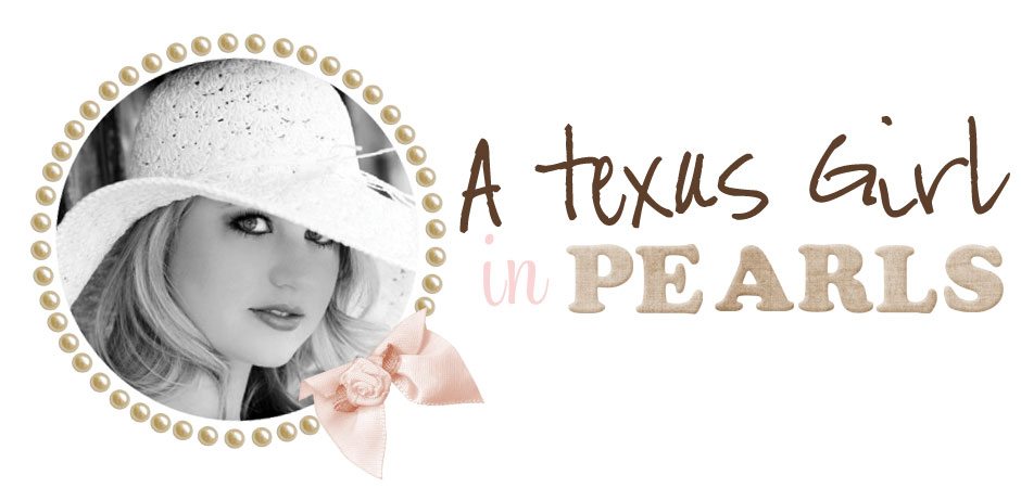 A Texas Girl in Pearls
