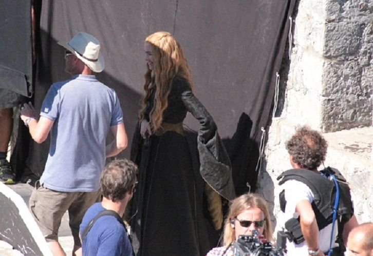 Game of Thrones - Season 5 - Set Photos - 24th September 2014