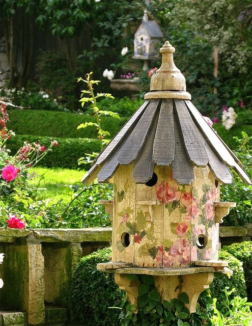 Beautiful Bird Houses