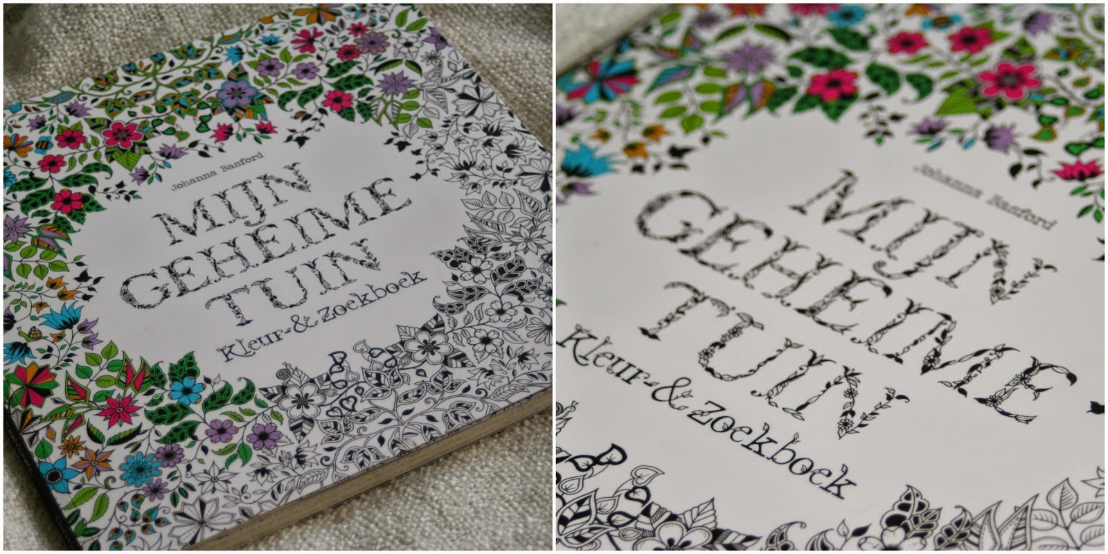 Elleke emma mijn geheime tuin kleur en zoekboek for De geheime tuin boek