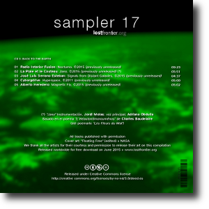 sampler 17 back CD3