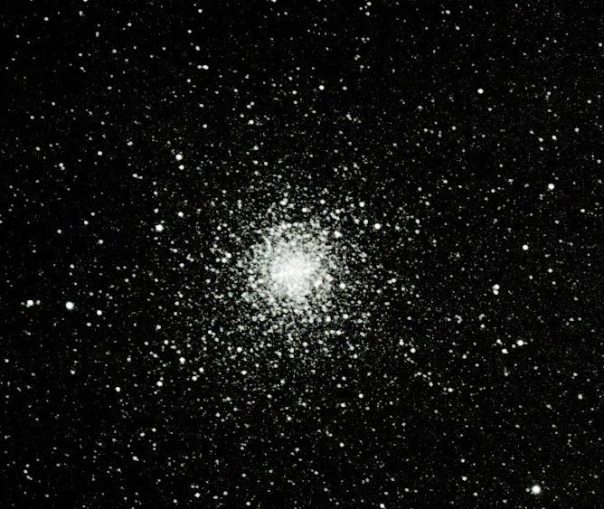 Cúmulo globular M4.