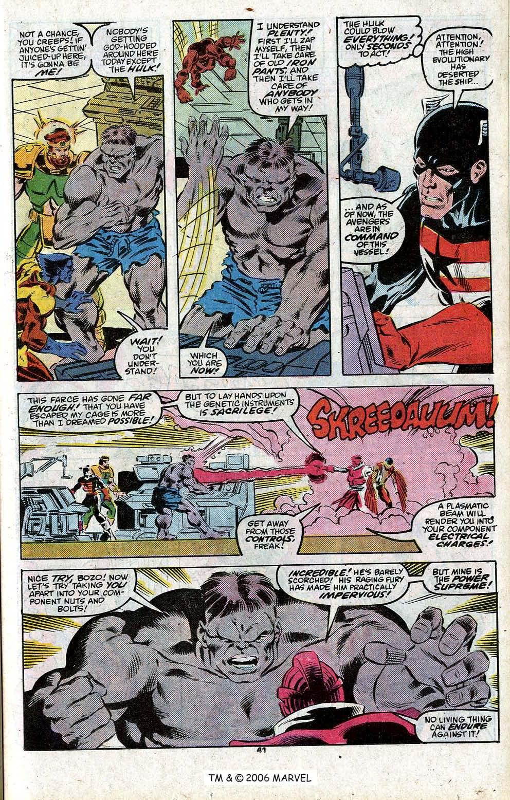 Captain America (1968) Issue #348c #280 - English 43