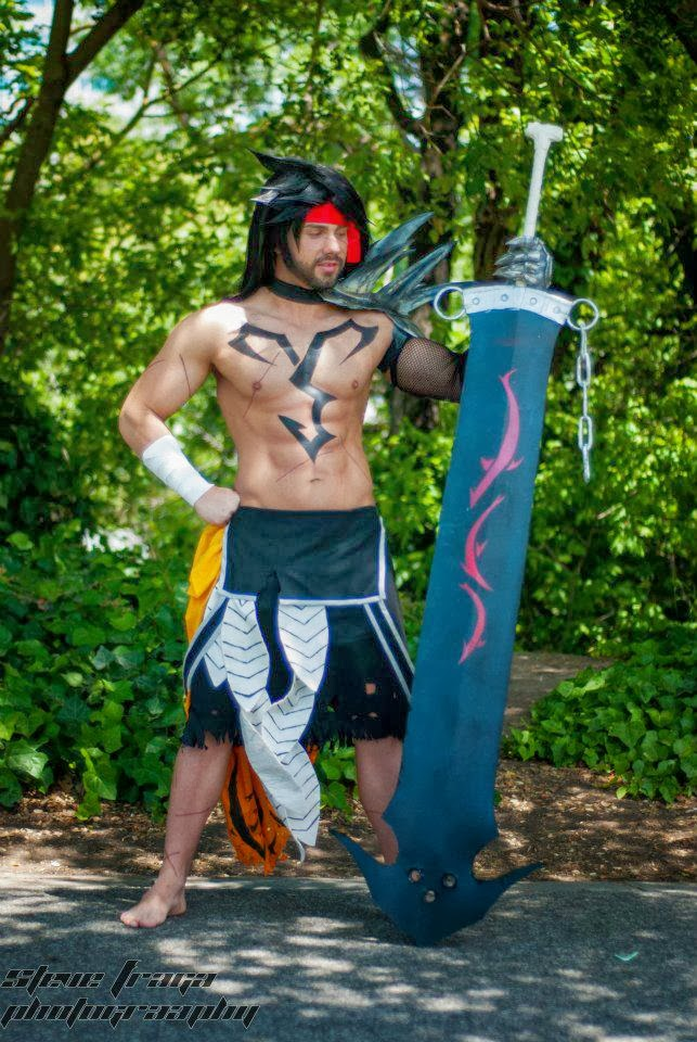 Jecht - Final Fantasy Dissidia 012 - Living Ichigo