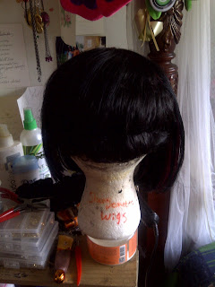 quick weave wig bob with 27 piece hair