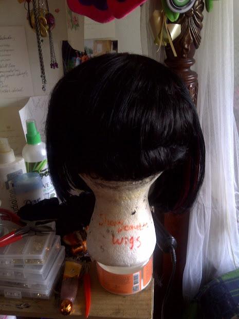 shaybeautie quick weave wig bob