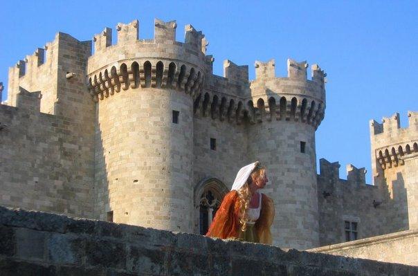 """Μεσαιωνικό Φεστιβάλ Ρόδου - The """"Medieval Rose"""" Festival"""