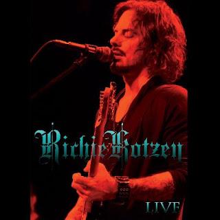 richie kotzen - dvd - live - 2015