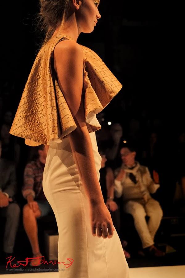 Jing Ting Xu, New Byzantium : Raffles Graduate Fashion Parade 2013 - Photography by Kent Johnson.