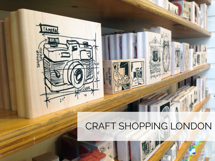 shopping london, tiendas craft london, scrapbooking london, scrapbooking, crafts, shopping crafts london, london