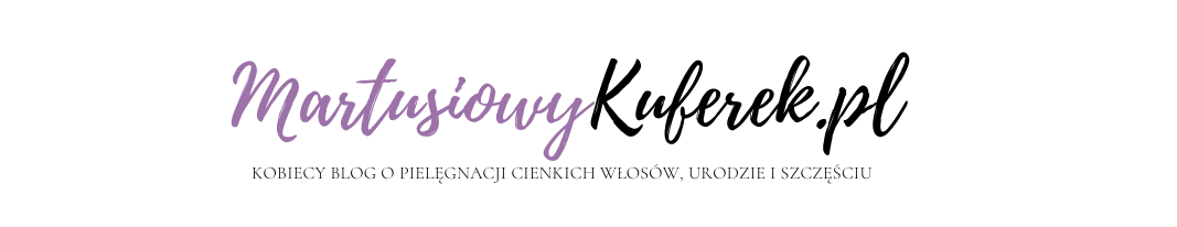 Kobiecy blog o włosach, urodzie i szczęściu