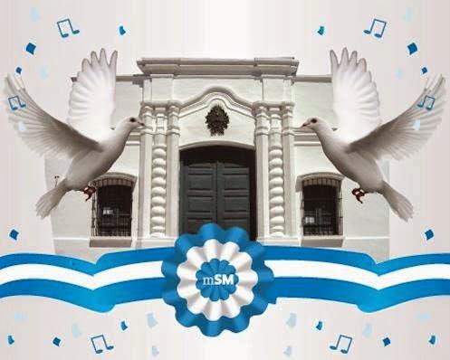9 de julio d a de la independencia argentina for Decoracion 9 de julio primaria