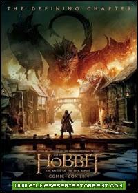 O Hobbit: A Batalha dos Cinco Exércitos Torrent (2014)