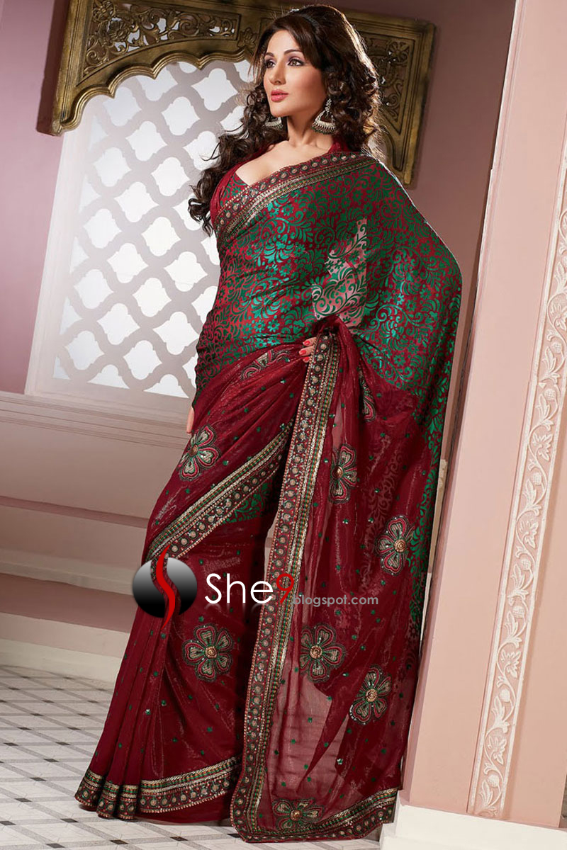 Utsav Fashion Saree Designer Blouse