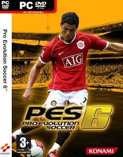 Update Pemain PES 6 Musim 2012 - 2013 Terbaru