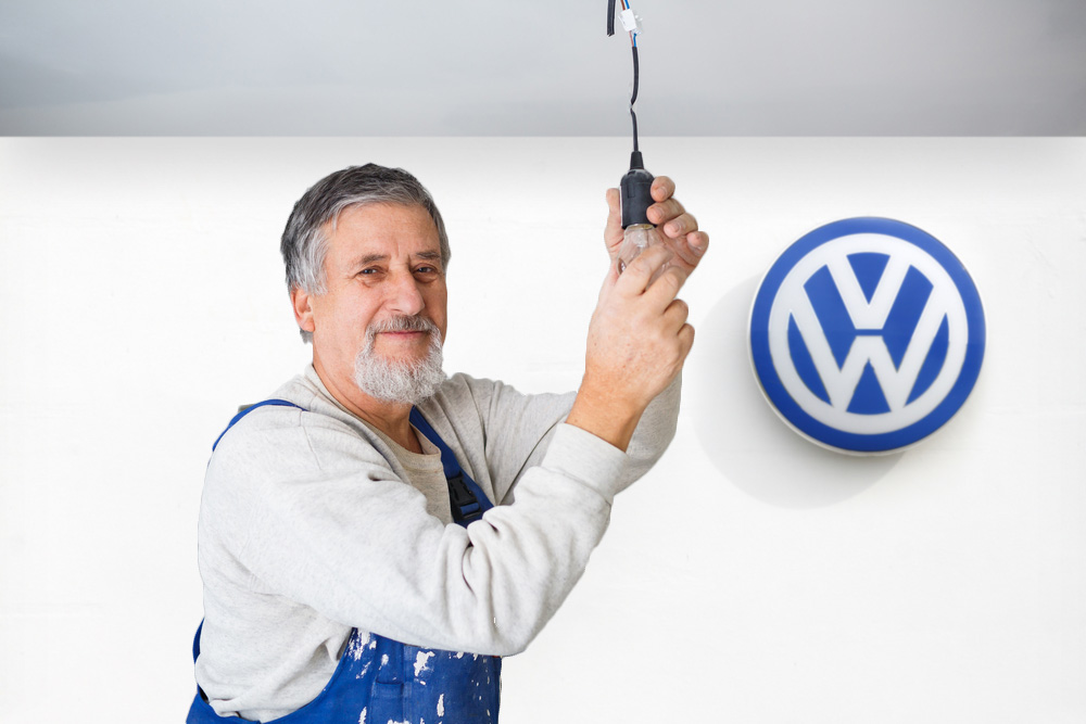 The caretaker's it! VW presented single culprit behind exhaust affair