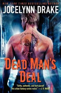 Dead Man's Deal by Jocelynn Drake (Asylum Tales #2)