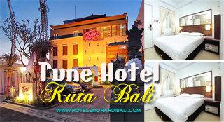 Tune Hotel Kuta Bali