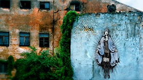 Urban Stencil
