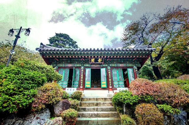Bongeunsa Temple Gangnam