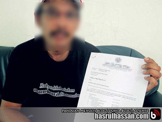 Blogger Tuntut Gaji RM24,370