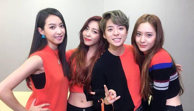 Nhóm nhạc nữ F(x) lần đầu tiên tổ chức concert