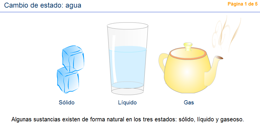 http://www.skoool.es/content/los/chemistry/water_change_state/launch.html