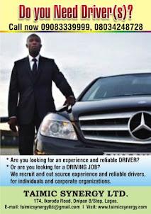 Do You Need Drivers?
