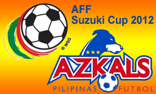 Philippine Azkals Game Schedule in AFF Suzuki Cup 2012