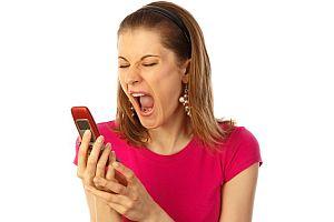 Phone Slammed by BT