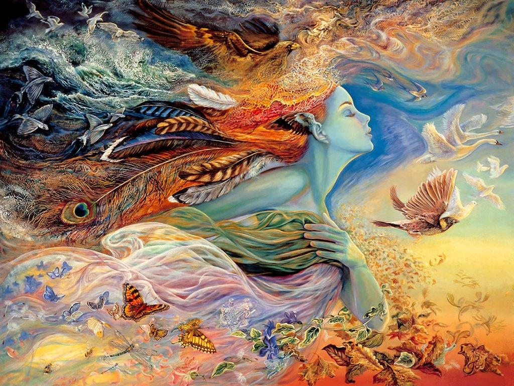 Gallery josephine wall for Beautiful drawings and paintings