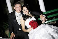 Jéssica e Augusto - casamento e pré wedding