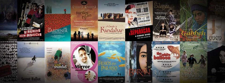 Cinema Iraniano - Resenhas, Entrevistas, Trailers, Trechos de Filmes.