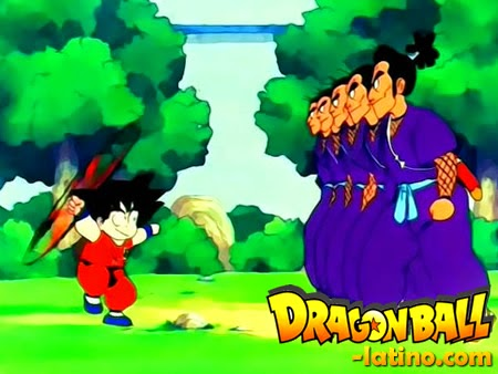 Dragon Ball capitulo 38