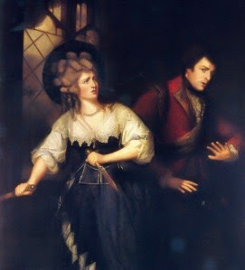 Sarah Siddons and John Phillip Kemble in Macbeth, 1786