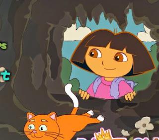 Juegos de escape Dora