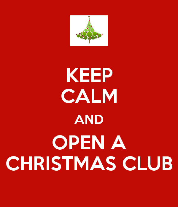 our christmas club accounts allow you to save all year long and your funds become available in november each year visit penairorg for more information or - Christmas Club Accounts