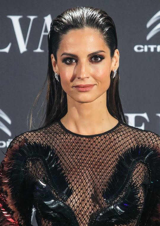 Ariadne Artiles en los Premios Telva