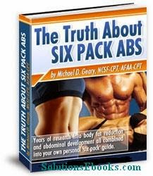The Truth About Six Pack Abs book pdf - by Mike Geary