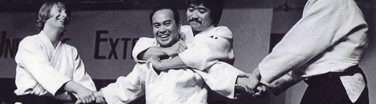 Koichi Tohei - Aikido - Ki-Aikido