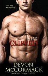 Bound (The Clipped Saga, Book II) - Gay Erotic Fantasy