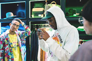 GOLF WANG POP UP SHOP Tyler The Creater(タイラー・ザ・クリエイター)