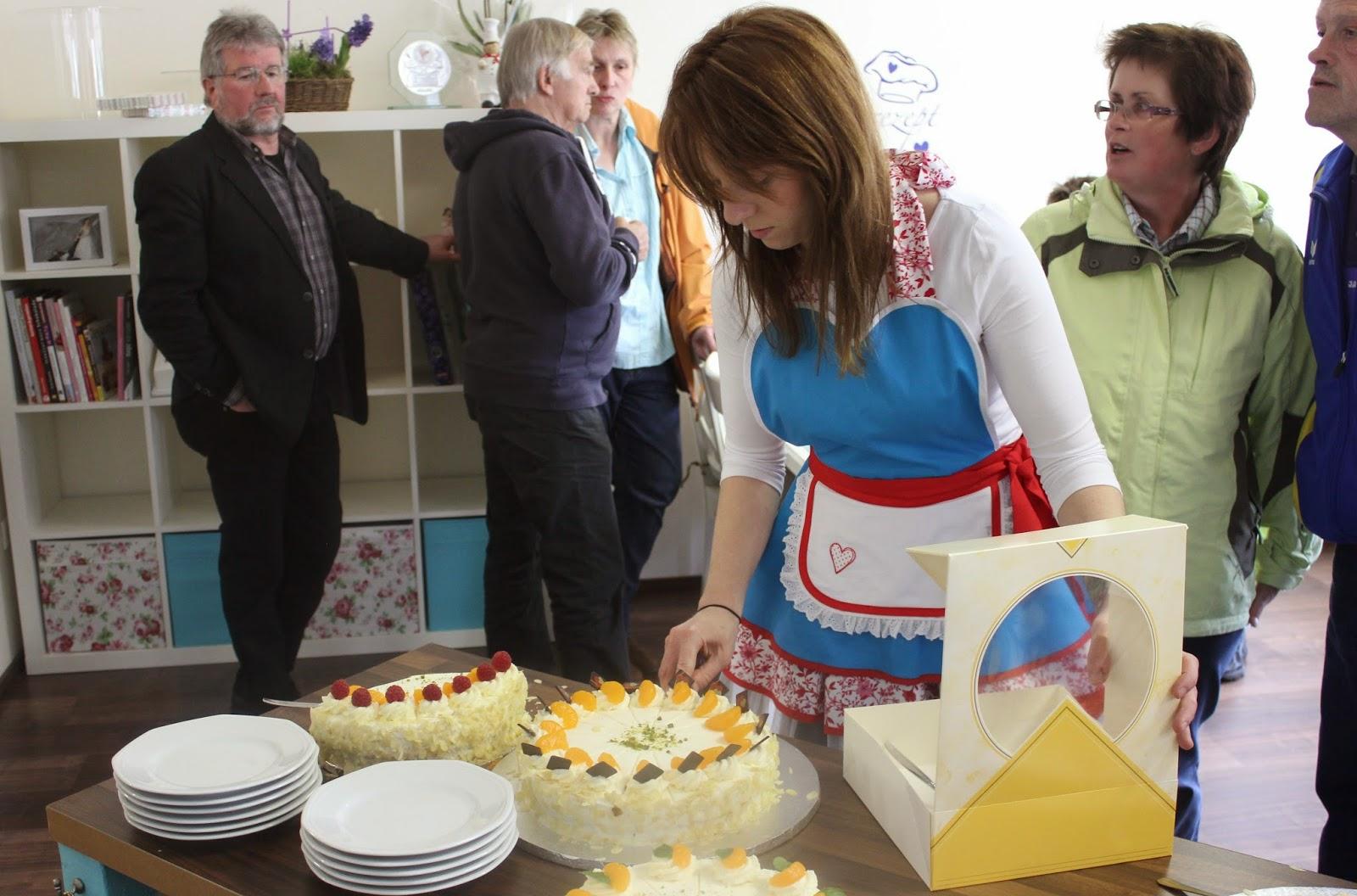 Neueröffnung in Baunatal: Alicas bunte Tortenwelt by Livinglove